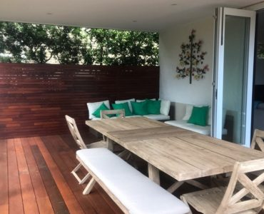 Outdoor Areas/ Deckings