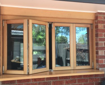 external doors-bifold door