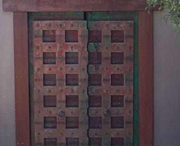 External Timber Doors
